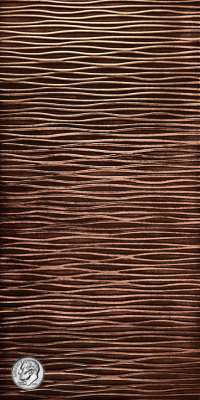 Antique Copper (Raw Paintable)
